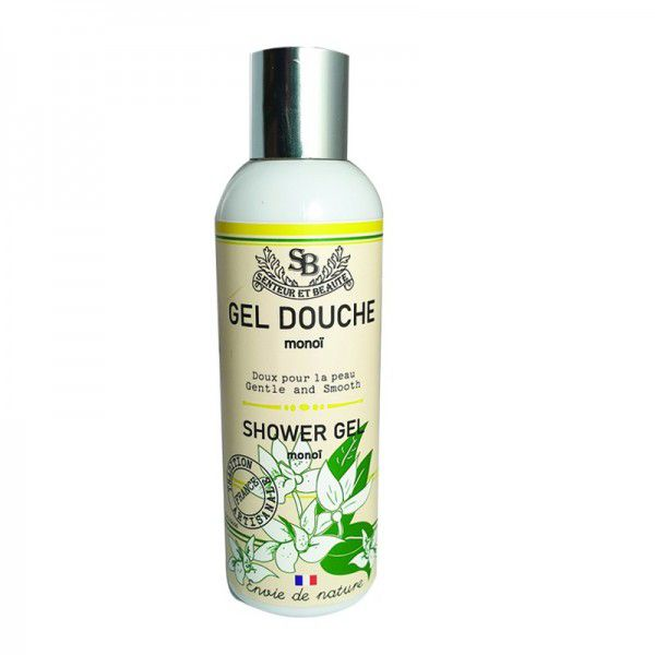 Gel douche au monoi 200 ML