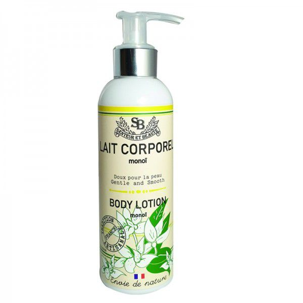 Lait corporel au monoi 200ml