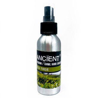 Spray désinfectant mains 100ml tea tree